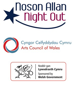 Night Out, ACW, welsh Gov logo vertical